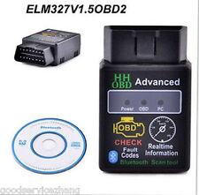 ELM327 V1.5 Bluetooth ODB2 Advanced Bluetooth Car Auto Diagnostic Scanner Tool
