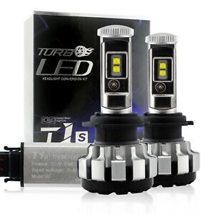 H11 Turbo LED T1S New Headlight conversion kit 70w color white 6000k