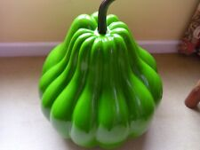 More details for large green composite/tough plastic pepper