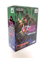 THE LEGEND OF ZELDA Majora's Mask + Memory Expension  Nintendo 64 N64 Japan (2)
