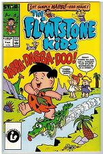 THE FLINTSTONE KIDS (TV) #1 1987 MARVEL STAR FIRST ISSUE NICE!