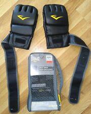 Everlast Wrist Wrap Heavy Bag Gloves Large X-Large