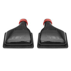 Fabspeed Ferrari 360 Carbon Fiber Airbox Covers 1999-2005