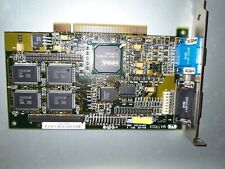 Genuine 4MB Matrox 644-00 REV:A VGA PCI Vintage Graphics Video Card