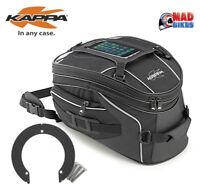 Kappa RA311R Tanklock Tank Bag & Lock Ring for the KTM 790 Duke 2018 > On
