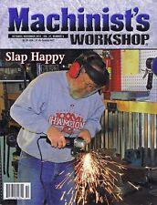 Machinist's Workshop Magazine Vol.27 No.5 October/November 2014