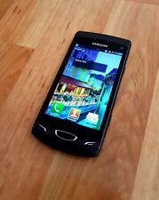 Samsung Wave II S8530 in schwarz