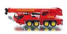 Siku Sk2110 Fire Engine Camion Gru 1 55 Pompieri