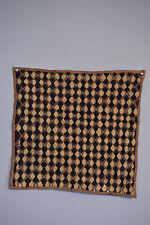 Kuba Cloth African Natural Woven Raffia Zaire Cloth Kuba