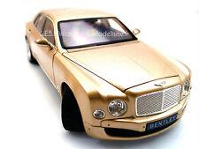 2014.- Bentley Mulsanne champagne Rastar 43800 CH