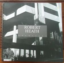 Robert Heath Architect Mirvac Spiral Binding Hardback Perspective of Architect
