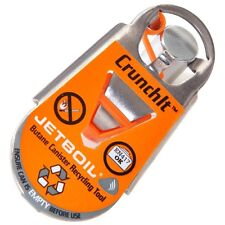 Jetboil CrunchIt™ Gas Canister Recycling Tool - for Camping Gas Cartridges