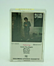52nd Street by Billy Joel Audio Cassette Tape Pre-Owned Good
