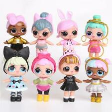 8pcs L.O.L. Surprise Doll Series LOL Baby Tear Open Random Color Kinder Spiel