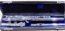 Powell Sonare Flute PS-705RCE Offset 9K Lip Plate Handcrafted Headjoint #42967