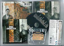Bruce Springsteen The Rising Japan CD w/obi w/sticker 1st press SICP-203