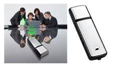 Micro Espion Clé USB Dictaphone Enregistreur 4GO 4GB Simple Utilisation