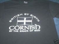 CORNISH PATRIOT CORNWALL T-SHIRT KERNOW all sizes PIRAN