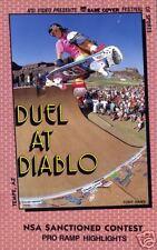 Duel at Diablo Old School Skateboard DVD