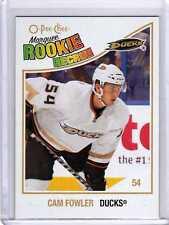 CAM FOWLER 10/11 OPC O-Pee-Chee ROOKIE RC High # SP #512 Hockey Card