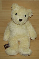 2007 Cheesecake Factory White Chocolate Raspberry Truffle Cream Plush Teddy Bear