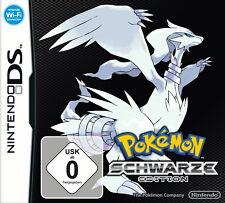 Pokémon: Schwarze Edition (Nintendo DS, 2011) Nintendo DS _ without manual _ !!