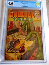 1955 Charlton Unusual Tales #1 CGC 6.0