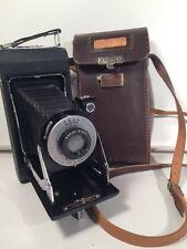 Vintage Kodak Junior Six-16 Folding Camera  1930 40s Excellent Clean Case