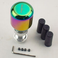 Colorful Pickup SUV Gaitor Boot Manual Stick Shifter Lever Gear Knob Cover Newly