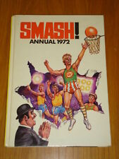 SMASH BRITISH ANNUAL 1972 MOONIE's MAGIC MATE MONTY MUDDLE