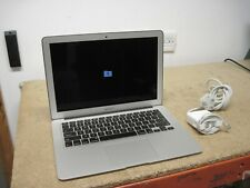 "DAMAGED APPLE MACBOOK AIR 13"" LAPTOP (2017) MQD32B/A CORE i5 1.8GHz 8GB (RN4448)"