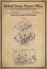 US Patent zum Bier machen to making Beer 1893 Blechschild Tin Sign 20 x 30 cm