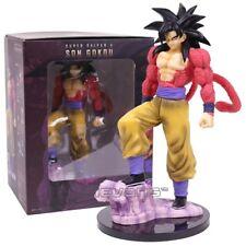 DRAGON BALL GT Goku Super Sayan 4 Action Figure Giocattolo Pvc Nuovo !!!