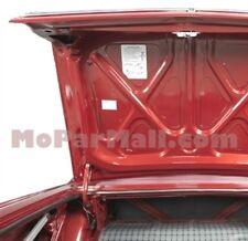 Trunk Lid Rubber & Decal Set for 1962-1965 MoPar B-Body