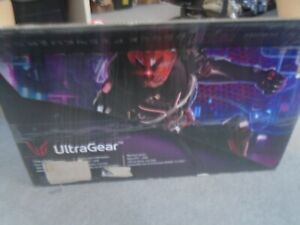 """OPEN BOX LG ULTRA GEAR 34"""" CURVED MONITOR 34GP83A 34"""" IPS LED HDMI DP GAMING"""