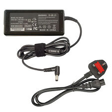 Lenovo G580 Model 2689 Laptop Charger + UK 3 Pin Mains Cable
