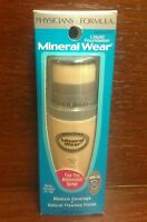 Physicians® Formula Mineral Wear® Mineral Liquid Foundation Natural IVORY 1/2015