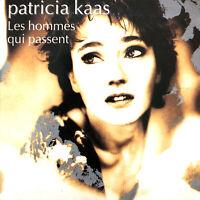 Patricia Kaas CD Single Les Hommes Qui Passent - France (VG+/VG+)
