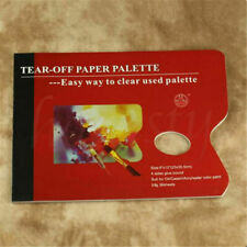 Disposable Paper Palette Artist Pad 36 Sheets Painting Supply 29.8cm*21cm