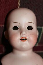 Antique Armand Marseille 570 Porcelain Bisque German Doll Head
