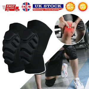 UK Knee & Elbow Pads Set MTB Bike Cycling Brace Protector Joint Support Sport