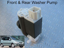Front & Rear Windscreen Washer Pump For Hyundai Matrix 2001 through to 2010