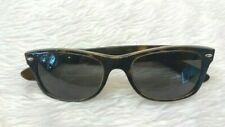Used - Ray Ban RB2132 New Wayfarer brown mottled  frames - proceeds to charity