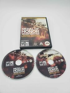 PC GAME - MEDAL OF HONOR WARFIGHTER LIMITED EDITION