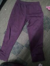 maroon size 10 trackpants school, casual jumper emerson brand