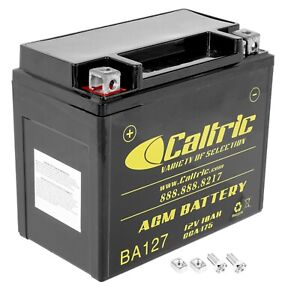 AGM Battery for Kawasaki Ninja 650R EX650 2006-2011