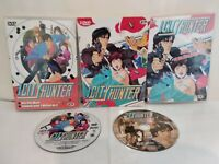 City Hunter / Nicky Larson 1 Film & 2 OAV DVD MANGA VOSTFR - En très bon état