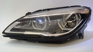 16 17 BMW F12 LCI 6 SERIES LED ADAPTIVE LEFT HEADLIGHT HEADLAMP COMPLETE INS Q