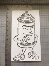 Mister Spray Shepard Fairey Stencil Medium