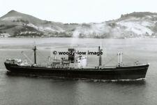 rp00907 - British India Cargo Ship - Tanda - photo 6x4